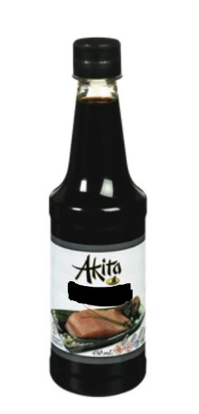 AKITA SELECT - KOREAN BBQ CHINESE SAUCE - 355ml