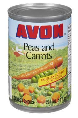AVON - PEAS & CARROTS 284ml