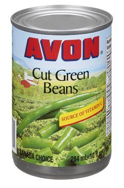 AVON - CUT GREEN BEANS 284ml