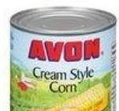 AVON - CREAM STYLE CORN 284ml