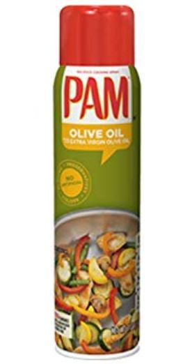 PAM OLIVE OIL 141G