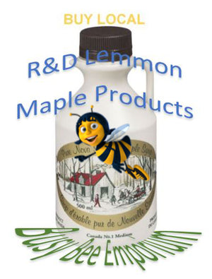 PURE NOVA SCOTIA MAPLE SYRUP 500ml