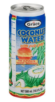 GRACE - COCONUT WATER - with PULP 500ml