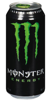 MONSTER ENERGY DRINK - GREEN 473ml