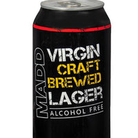 MADD - VIRGIN CRAFT BREWED - ALCOHOL FREE - 473ml