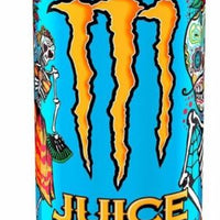 MONSTER ENERGY DRINK - PUNCH MANGO LOGO 473ml - Bottle deposit is included in the price