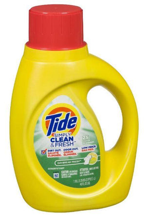 TIDE SIMPLY CLEAN & FRESH - DAY BREAK FRESH DETERGENT - 1.18l
