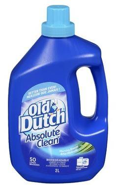 OLD DUTCH ABSOLUTE CLEAN LAUNDRY DETERGENT - MORNING BREEZE 2l