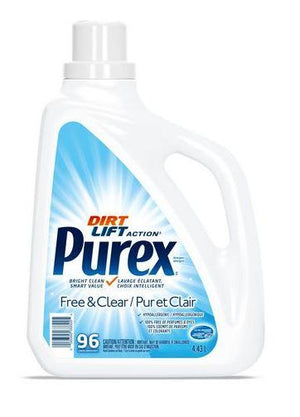 PUREX DIRT LIFT ACTION FREE & CLEAR 4.43l