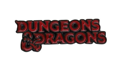 DUNGEONS & DRAGONS PIN -  🐉 - Busy Bee Emporium