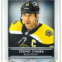 Tim Horton's Upperdeck Hockey Insert: Highly Decorated: HD - 10 Zdeno Chara