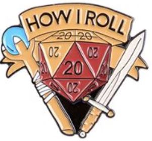 HOW I ROLL PIN -  🎲