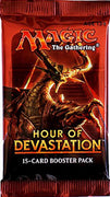 MTG: HOUR OF DEVASTATION 🧙‍♂️🧝‍♂️ ENGLISH Booster Pack - Busy Bee Emporium