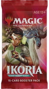 MTG: IKORIA: LAIR OF BEHEMOTHS 🧙‍♂️🧝‍♂️ ENGLISH Booster Pack - Busy Bee Emporium