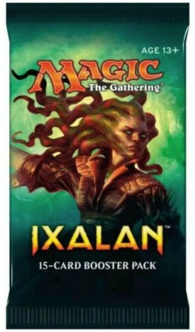 MTG: IXALAN 🧙‍♂️🧝‍♂️ ENGLISH Booster Pack - Busy Bee Emporium