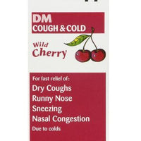 DIMETAPP COUGH & COLD - DM - CHERRY FLAVOR 100ml