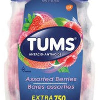 Tums Extra Strength 750mg