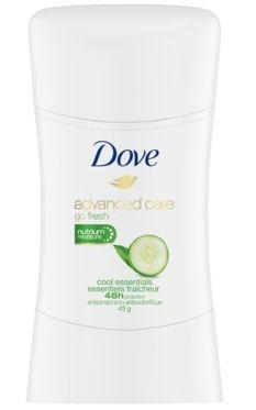 DOVE - ADVANCED CARE - COOL ESSENTIALS 45g ANTIPERSPIRANT