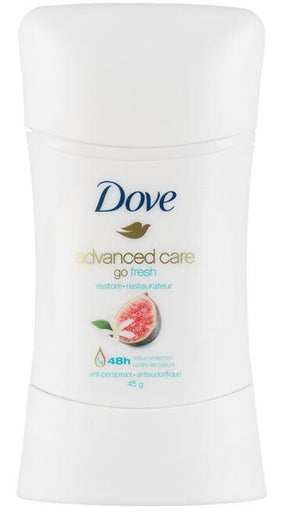 DOVE - ADVANCED CARE - RESTORE 45g ANTIPERSPIRANT