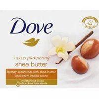 DOVE - SHEA BUTTER BEAUTY CREAM BAR 100g