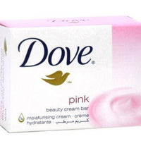 DOVE - PINK BEAUTY CREAM BAR 100g