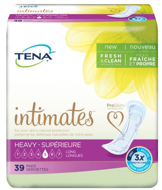 TENA INTIMATES - ULTIMATE - Size 5; 39 Pads