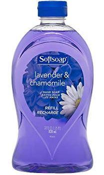 SOFTSOAP - LAVENDER & CHAMOMILE HAND SOAP 828ml