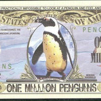 PENGUINS Certificate Million 🐧💶 Fantasy Note🐧 💶 - Busy Bee Emporium