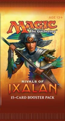 MTG: RIVALS OF IXALAN 🧙‍♂️🧝‍♂️ ENGLISH Booster Pack - Busy Bee Emporium