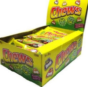 CHEWS ASSORTED GUM - 50g PACKAGE