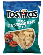 Clearance 06/19 TOSTITOS NACHO CHIPS - RESTAURANT STYLE 275g
