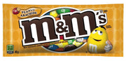 M&M's PEANUT CANDY COATED CHOCOLATE - 49g