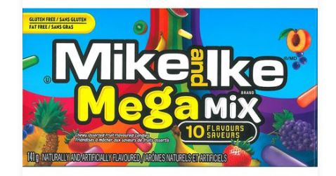MIKE and IKE -MEGA MIX - 141g