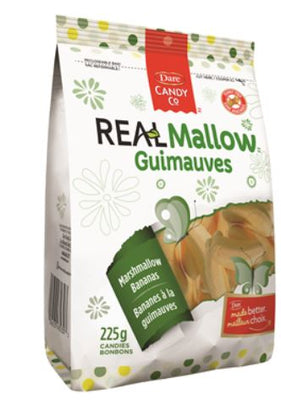 DARE REAL MARSHMALLOW BANANAS - 225G