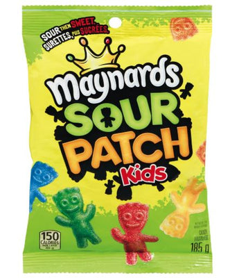MAYNARDS SOUR PATCH KIDS 185g