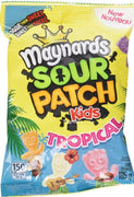 MAYNARDS SOUR PATCH KIDS- TROPICAL 185g