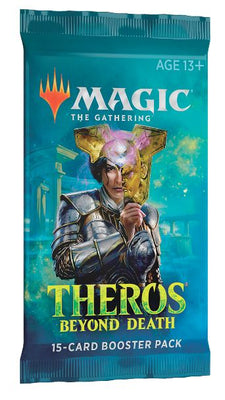 MTG: THEROS BEYOND DEATH 🧙‍♂️🧝‍♂️ ENGLISH Booster Pack - Busy Bee Emporium