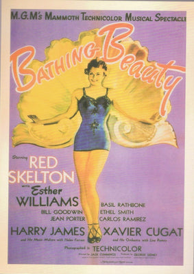 BATHING BEAUTY: CLASSIC MOVIE
