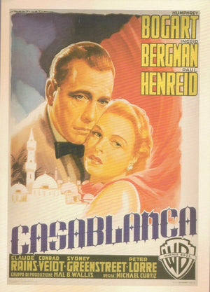 CASABLANCA: CLASSIC MOVIE - Busy Bee Emporium