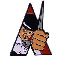 A Clockwork Orange Pin 🎬