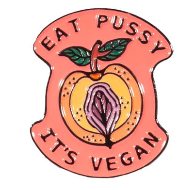 Eat Pussy Pin 🐱