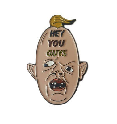 THE GOONIES - RETRO 80'S PIN 📽 - Busy Bee Emporium