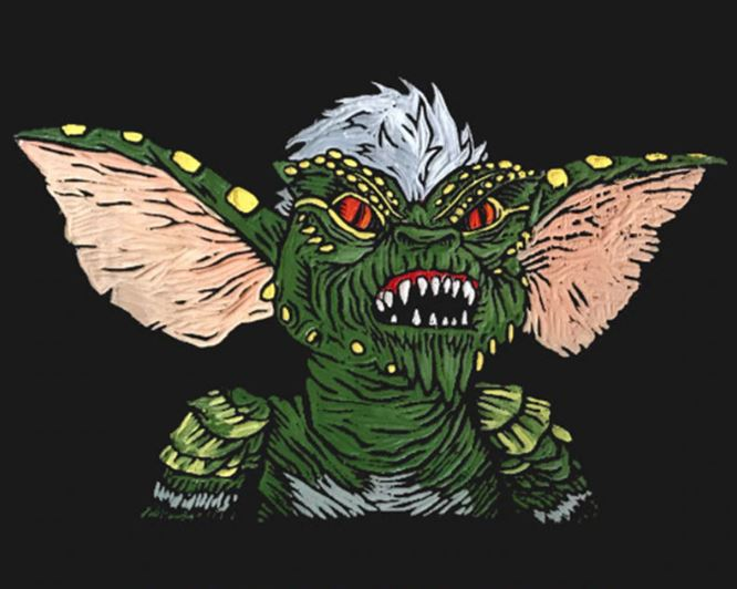 GREMLINS - PIN 📽 - Busy Bee Emporium