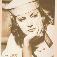 GRETA GARBO: CLASSIC ACTRESS - Busy Bee Emporium