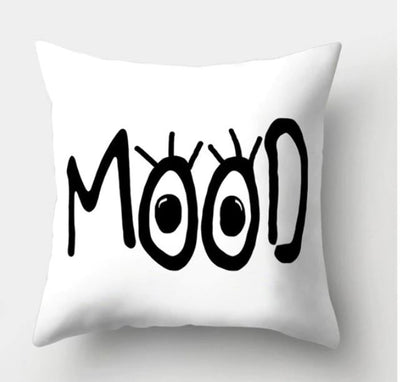 😡MOOD PILLOW COVER - Package:1 PCS Cushion Cover 😡 - Busy Bee Emporium