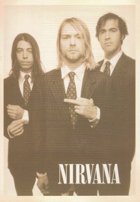 NIRVANA: MUSIC ARTIST - Busy Bee Emporium
