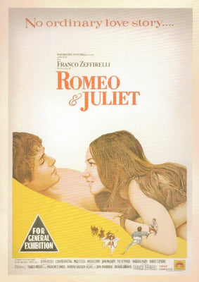 ROMEO AND JULIET: CLASSIC MOVIE - Busy Bee Emporium