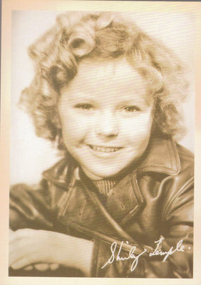 SHIRLEY TEMPLE: CLASSIC ACTRESS