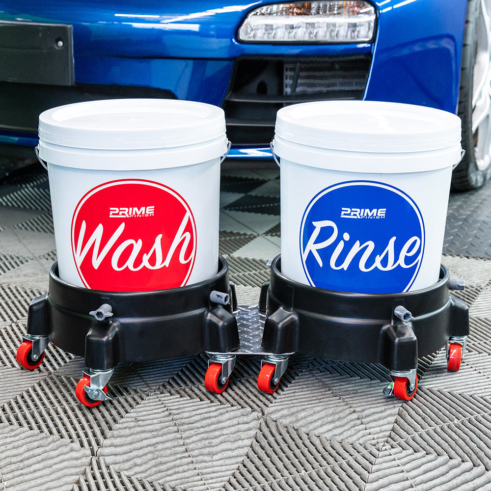 Bottle & Wash Buckets
