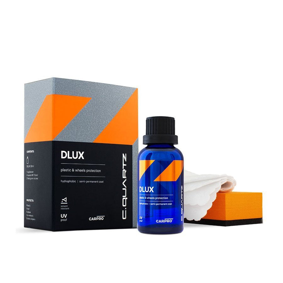 CQuartz DLUX Wheel & Plastic Coating 30ml